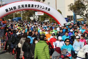 三河湾健康マラソン